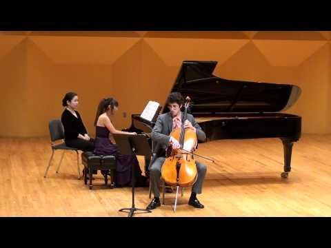 Schumann Märchenbilder op.113 mvt.1&2