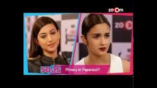 60th Filmfare Awards - Red Carpet Gossip - EXCLUSIVE