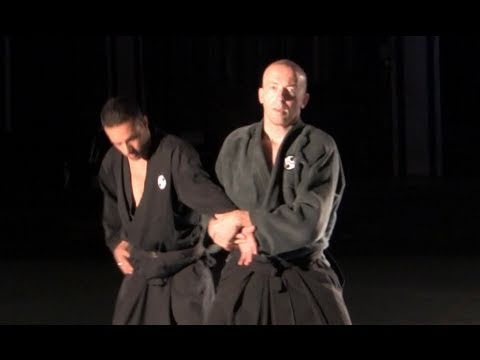 Seoe, elbow break, basic - Ninjutsu technique for Akban wiki