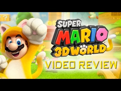 SXS - Super Mario 3D World (Wii U) - Video Review