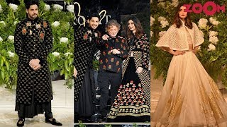 Sidharth Malhotra & Diana Penty turn showstoppers for Rohit Bal | Bollywood News - ZOOMDEKHO