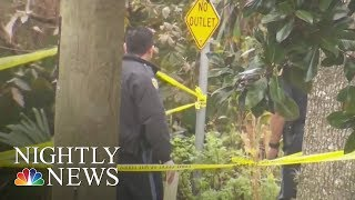 Investigation under way in murder-for-hire-plot gone wrong | NBC Nightly News - NBCNEWS