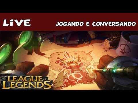 League of Legends: Ultra Rápido e Furioso - AO VIVO
