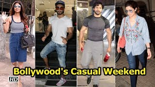 Bollywood's Casual Weekend - BOLLYWOODCOUNTRY