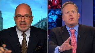 Smerconish's exit interview with Sean Spicer - CNN
