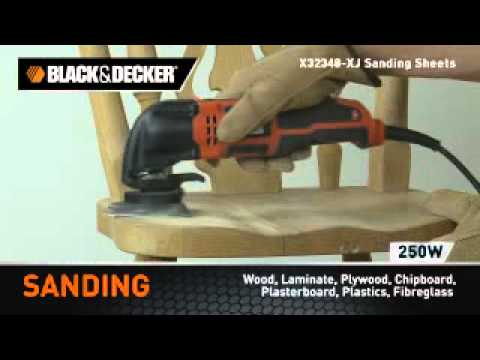 Black and Decker Power Tools: Black &