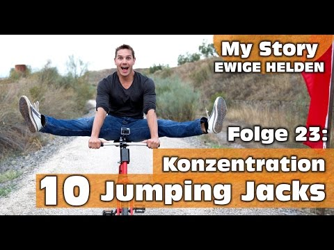 Jumping Jacks - 10 verschiedene Varianten