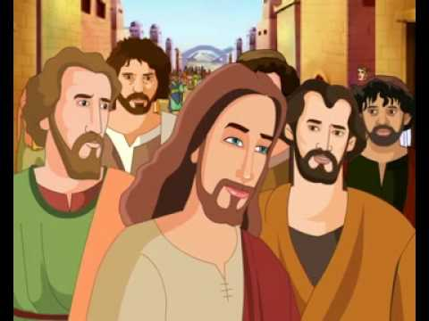 Miracles of Jesus - I can see! (Malayalam)
