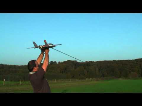 Funjet with Kolibri turbine