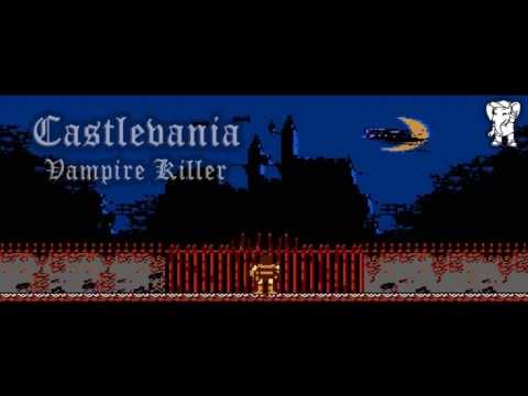 [NES/Dendy] Castlevania - Vampire Killer Cover by  