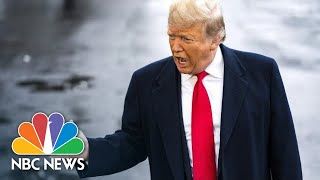 President Donald Trump: 'I Don't Know If We're Close On A Deal' To End Shutdown | NBC News - NBCNEWS