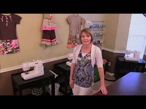 Kids Can Sew® How To Start Sewing Classes