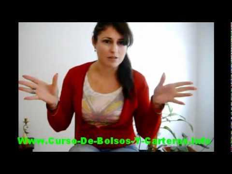 Curso: Como Hacer Bolsos, Carteras Y billeteras + Patrones Y Moldes Paso A Paso