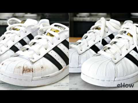How to Clean Sneakers With a Mr. Clean Magic Eraser