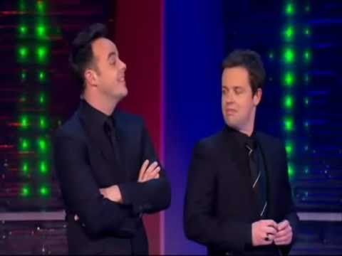 Ant v dec push the button challenges part 2