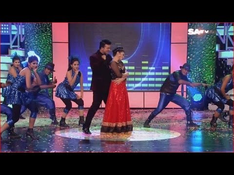 Shakib Khan And Apu Biswas Performance In Bangladeshi Idol Grand Finale