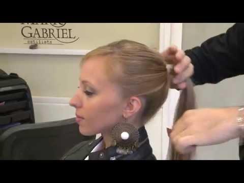 Activa Mujer 48   Peinado simple con Mario Gabriel Estilistas