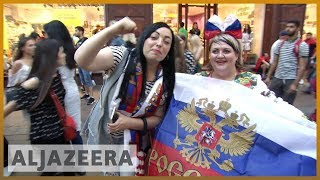 🇷🇺 Russia: What type of legacy will World Cup leave behind? | Al Jazeera English - ALJAZEERAENGLISH
