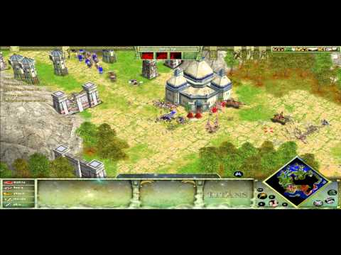 2/12: Atlantis Reborn - The New Atlantis (campaign) - Age of Mythology: The Titans