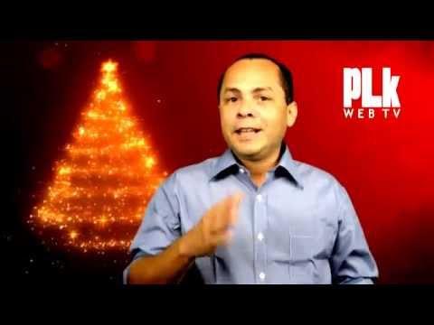 Mensagem de Natal: Lissandro Nascimento (Blogueiro)