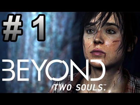 Beyond Two Souls Part 01 - No Touching! | Too Much Gaming