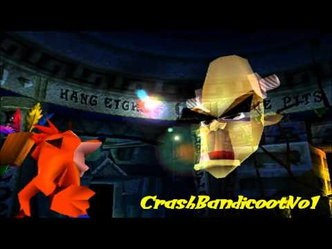 Crash Bandicoot 2: Cortex Strikes Back - Cutscenes Part 1/2 + Introduction [HD]
