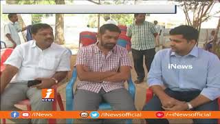 iNews Chairman Shravan Kumar Visits TDP MLC Gali Muddu Krishnama Naidu Family | iNews - INEWS