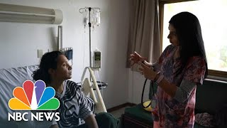 A Country In Crisis: A Healthcare System On The Brink Of Collapse | NBC News - NBCNEWS