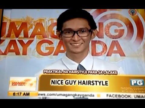 Umagang Kay Ganda June 11, 2014 Back to school hairstyles.