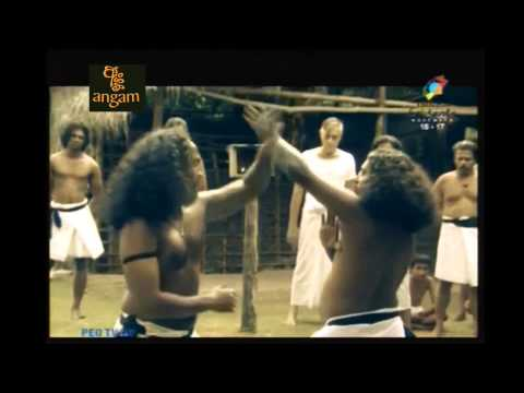 Angampora Sri Lankan Traditional Indigenous Martial Art