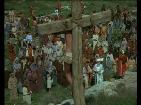 La crucifixion de Jésus