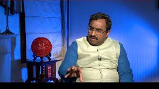 Watch BJP National Secy Ram Madhav's take on latest turmoil in Kashmir | Cover Story - NEWSXLIVE
