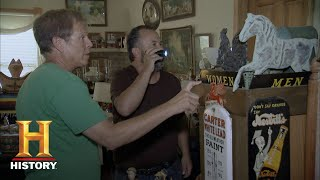 American Pickers: Winding Up the Price on Wind-Ups (Season 17, Episode 2) | History - HISTORYCHANNEL