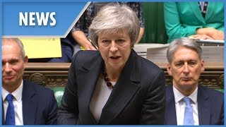 Prime Minister Theresa May warns alternative risks no deal Brexit - THESUNNEWSPAPER