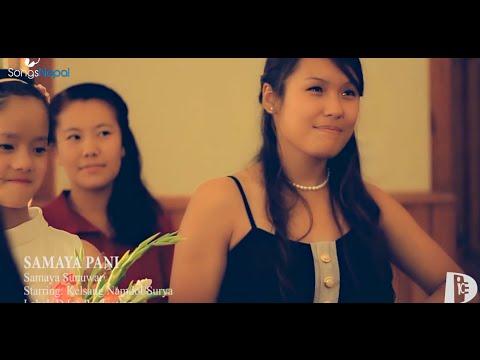 Samaya Pani - Samaya Sunuwar | New Nepali Pop Song 2014