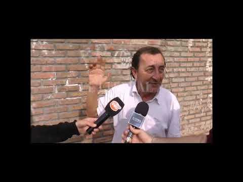 """LAVALLE Y PADILLA: TRAS LA LLUVIA SE HUNDIÃ"""" PARTE DE LA VEREDA"""