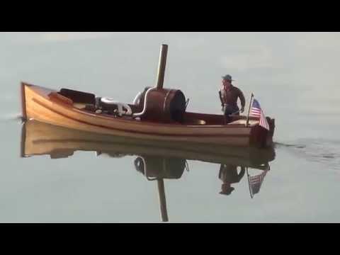 steamboat model   ROBERT P Jr.