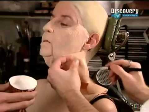 O Segredo das Coisas - Maquiagem de Efeitos Especiais