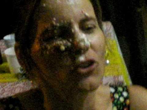 NIVER DE MAMAE TORTA NA CARA 07/08/09 - II