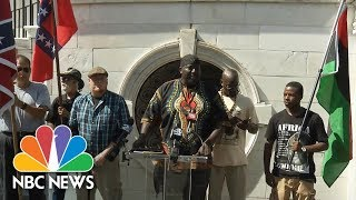 Activists Aim To Keep Charleston, SC From Becoming Charlottesville | NBC News - NBCNEWS