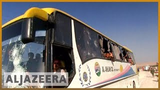 🇸🇾 Syria's war: Evacuation of rebels from Quneitra begins | Al Jazeera English - ALJAZEERAENGLISH