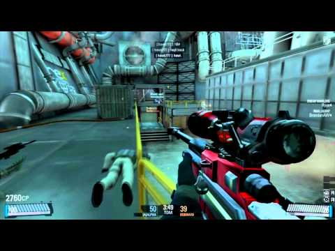 Blacklight Retribution Sniping | Vortex 31-5