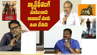 Race Gurram producers & Gunasekhar on caste feeling, Nandi Awards, Gautamiputra Satakarni & more - IGTELUGU