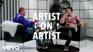 J. Balvin, Luis Fonsi - Artist on Artist (Part 2 of 2) - VEVO