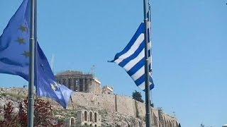 بالفيديو.. البنك المركزى الأوروبى يسعى لتخليص اليونان من ديونها