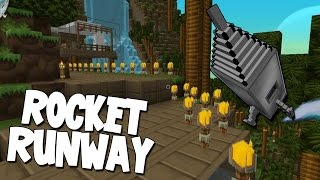 watch the youtube video Minecraft - Mission To Mars - Rocket Runway! [23]