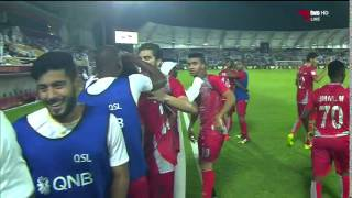 بالفيديو والصور.. لخويا يتوج بلقب كأس أمير قطر