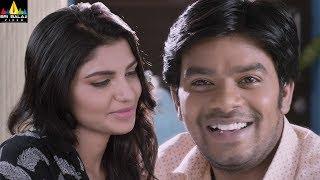 Enduko Emo Movie Sudigali Sudheer Flirts with Colleague | Latest Telugu Scenes | Sri Balaji Video - SRIBALAJIMOVIES