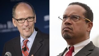 DNC chair election moves on to second ballot - CNN