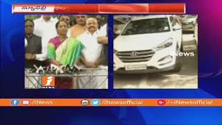 Konda Surekha Couple Joins Congress In Presence Of Rahul Gandhi In Delhi | iNews - INEWS